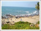 Colourful Rajasthan With Golden Beaches of Goa