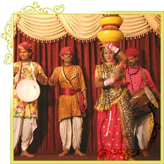 Rajasthan Music and Dance